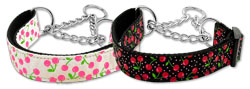 Cherries Martingale Collars